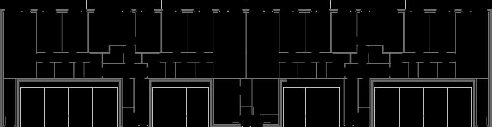 Bytový dům Tetris Alley