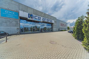 Ice Arena Letňany - HC Letci Letňany