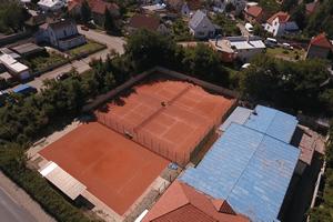 Tenisové kurty Přezletice a Vinoř