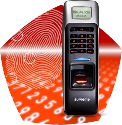 Biometrický přístup