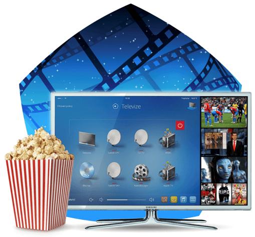 Řízení audiovizuální techniky